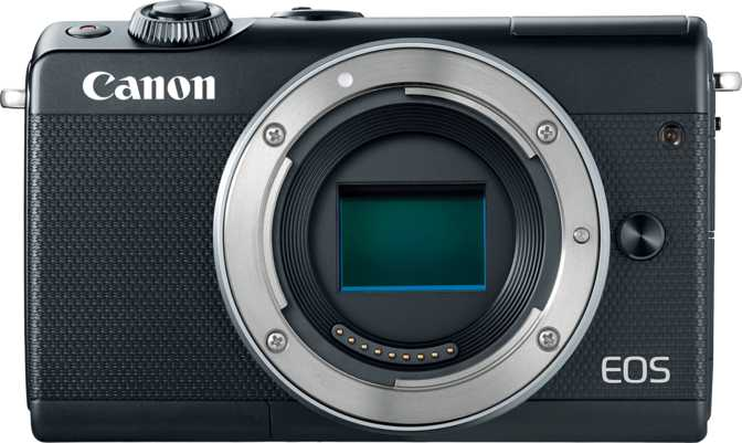 Canon EOS M100 vs Xiaomi Redmi Note 8