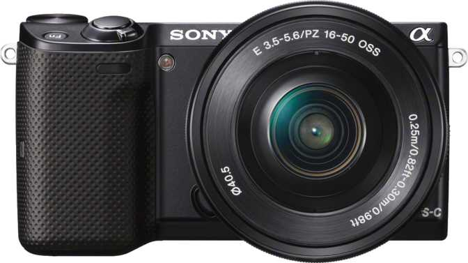 Sony Alpha NEX-F3 vs Sony NEX-5T