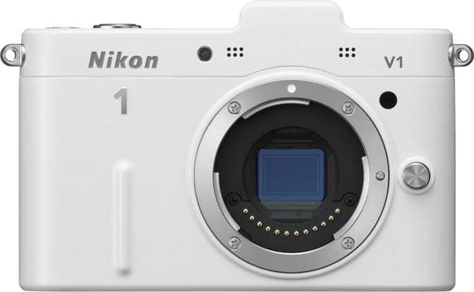 Panasonic Lumix DMC-GF5 vs Nikon 1 V1