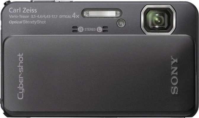 Sony Cyber-shot DSC-T110 vs Sony Cyber-shot DSC-TX10