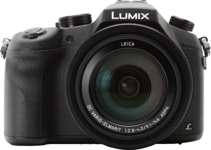 Panasonic Lumix DMC-FZ1000 vs Canon PowerShot SX740 HS