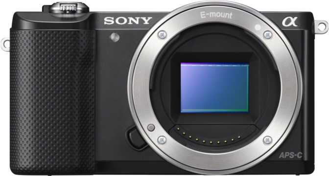 Sony A300 DSLR vs Sony A5000