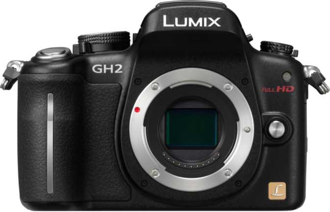 Nikon D5600 vs Panasonic Lumix DMC-GH2
