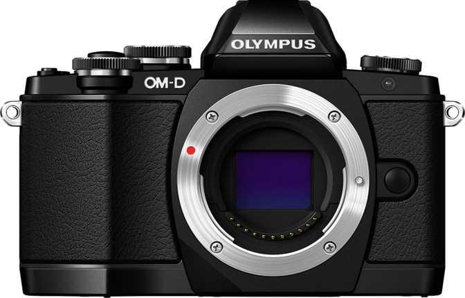 Canon EOS M50 vs Olympus OM-D E-M10