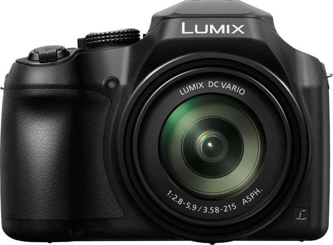 Canon PowerShot SX60 HS vs Panasonic Lumix DMC-FZ80