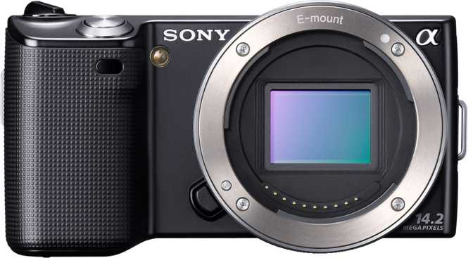 Sony A300 DSLR vs Sony Alpha NEX-5