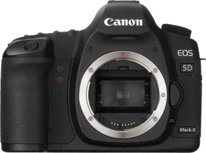 Canon EOS 5D Mark II vs Nikon D5200