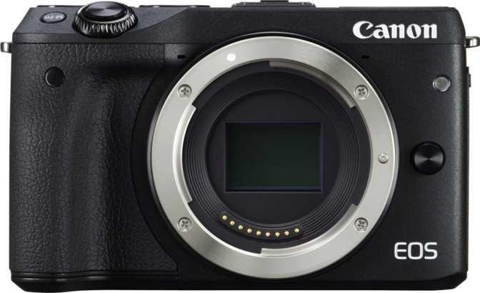 Canon EOS 500D vs Canon EOS M3