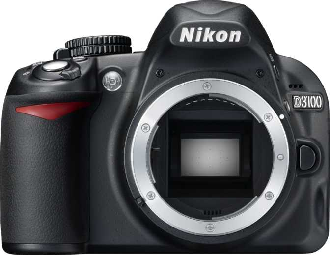 Nikon D3100 vs Sony Alpha NEX-3