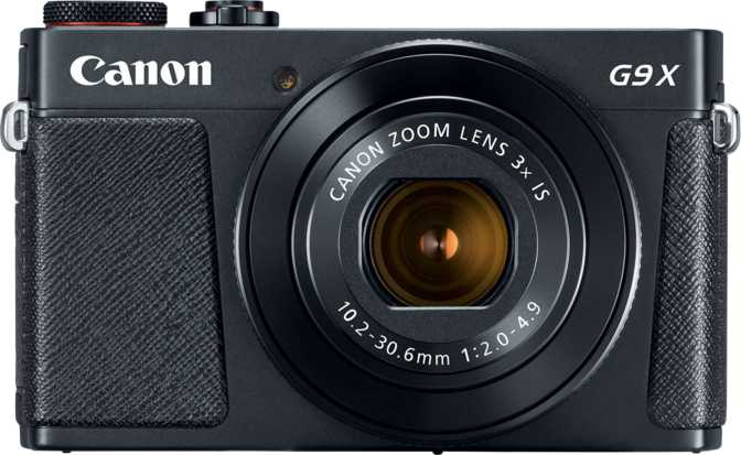 Sony Cyber-shot DSC-RX100 VI vs Canon PowerShot G9 X Mark II