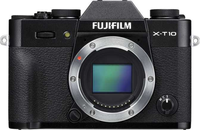 Fujifilm X-T10 vs Olympus Tough TG-5