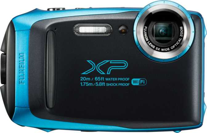 Nikon Coolpix W300 vs Fujifilm FinePix XP130