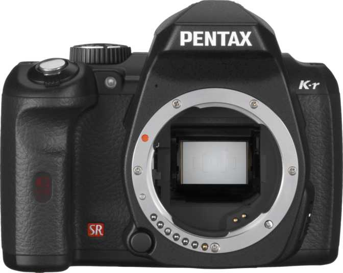 Canon PowerShot A2400 IS vs Pentax K-r