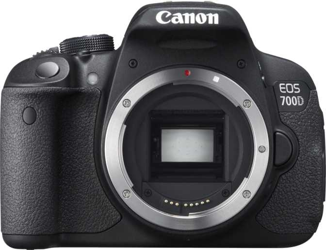 Canon EOS 700D vs Canon PowerShot A4000 IS