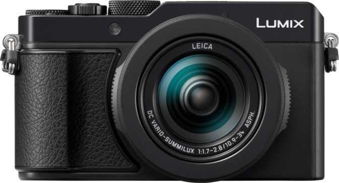 Panasonic Lumix DMC-LX10 vs Panasonic Lumix DC-LX100 II