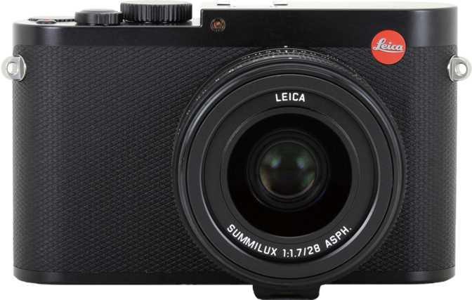 Leica Q2 vs Leica Q (Typ 116)