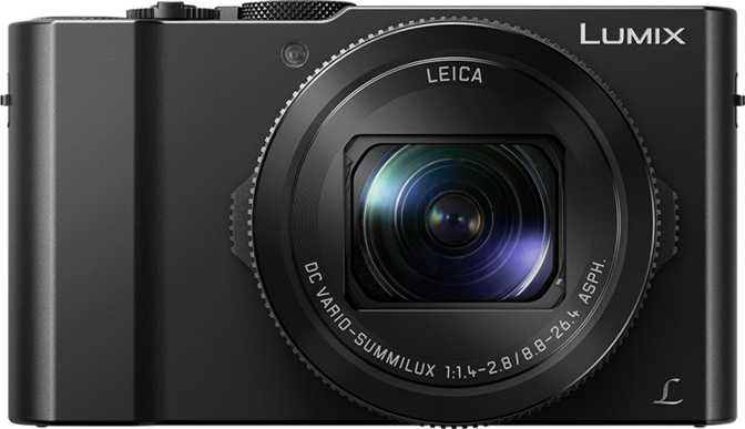 Panasonic Lumix DMC-ZS100 vs Panasonic Lumix DMC-LX10