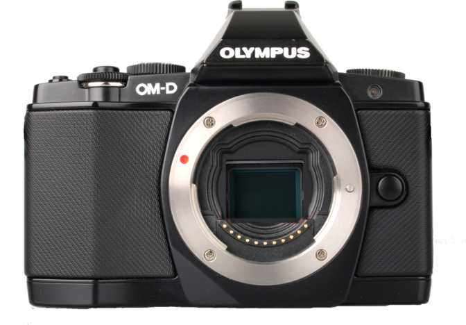 Olympus OM-D E-M5 III vs Olympus OM-D E-M5