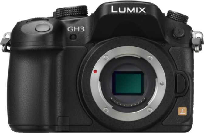 Canon EOS 500D vs Panasonic Lumix DMC-GH3