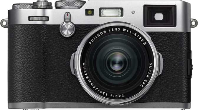 Fujifilm X100F vs Apple iPhone 11 Pro Max