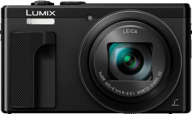 Panasonic Lumix DMC-ZS60 vs Samsung NX Mini + NX-M 9-27mm f/3.5-5.6 OIS