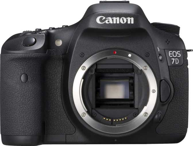Canon EOS 7D vs Sony Alpha 7