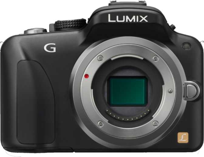 Nikon D3000 vs Panasonic Lumix DMC-G3
