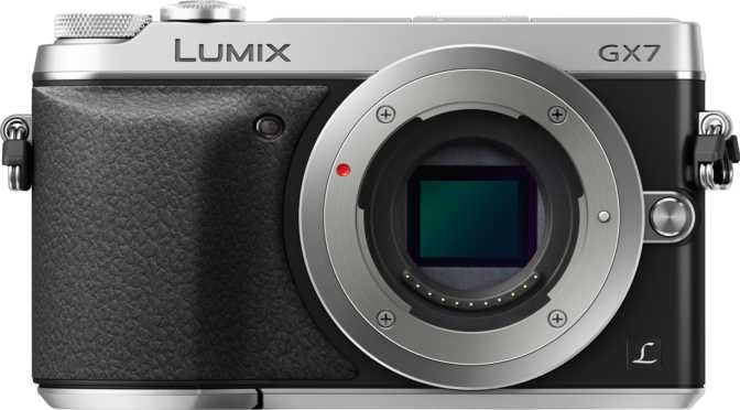 Canon EOS 20D vs Panasonic Lumix DMC-G7