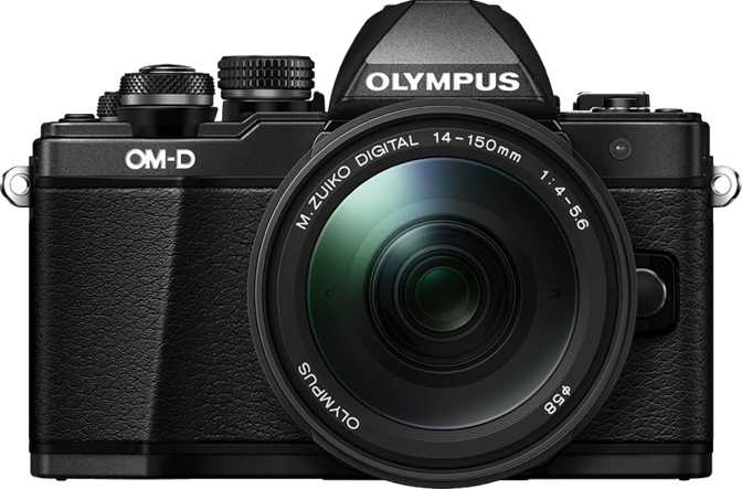 Olympus OM-D E-M10 II vs Canon EOS 70D + Canon EF-S 18-55mm f/3.5-5.6 IS STM