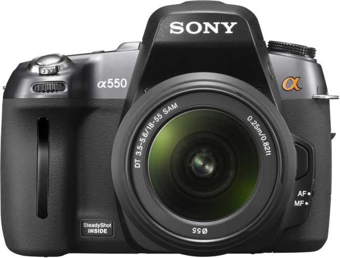 Sony A580 DSLR + DT 18-55mm/ F3.5-5.6 SAM vs Sony A550 DSLR + Sony DT 18-55mm/ F3.5-5.6 SAM