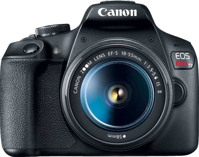 Canon EOS 5D Mark II vs Canon EOS Rebel T7