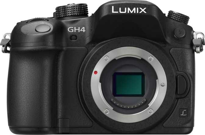 Blackmagic Pocket Cinema Camera 6K vs Panasonic Lumix DMC-GH4