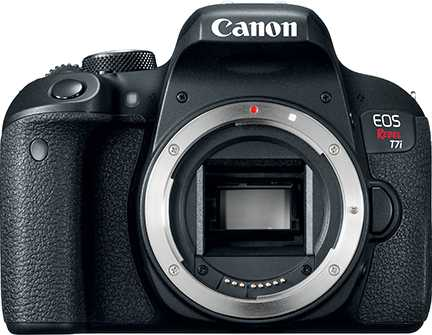Canon EOS 6D Mark II vs Canon EOS Rebel T7i
