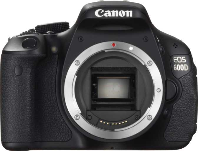 Canon EOS 600D vs Canon PowerShot A4000 IS