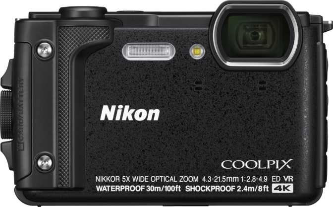 Olympus Tough TG-6 vs Nikon Coolpix W300