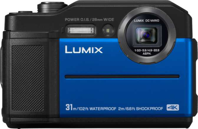 Olympus Tough TG-6 vs Panasonic Lumix DC-TS7