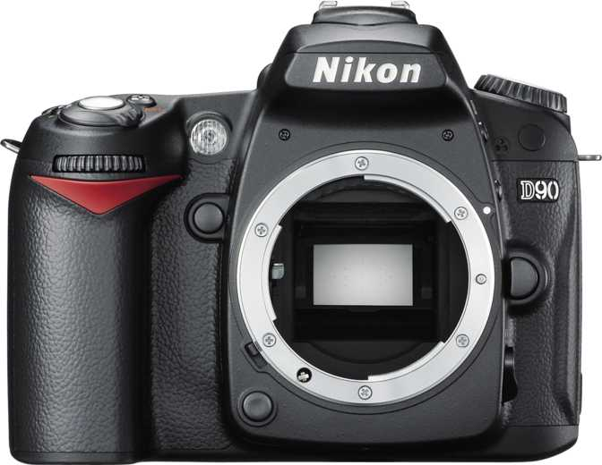 Nikon D90 vs Canon EOS Rebel T5