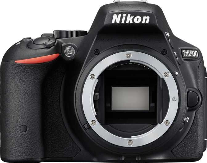 Canon EOS 7D Mark II vs Nikon D5500