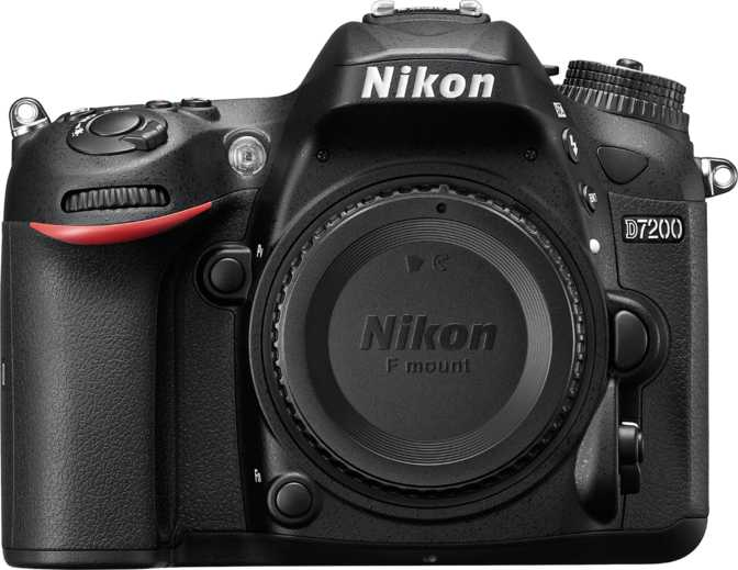 Nikon D7200 vs Canon EOS 7D Mark II