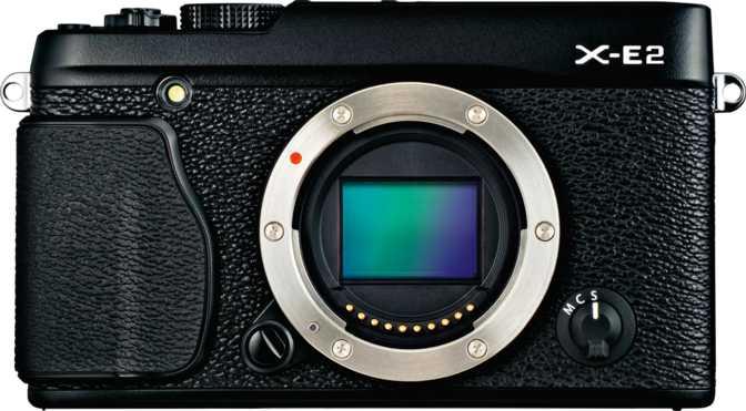 Sony a7R IV vs Fujifilm X-E2