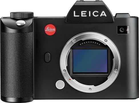 Canon EOS M6 Mark II vs Leica SL (Typ 601)