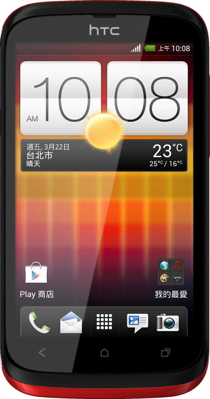 Samsung Galaxy J3 Pro vs HTC Desire Q