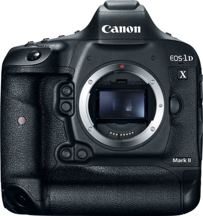 Canon EOS 5D Mark IV vs Canon EOS 1D X Mark II