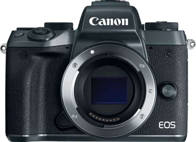 Canon EOS M5 vs Canon EOS M6 Mark II + Canon EF-M 15-45mm f/3.5-6.3 IS STM