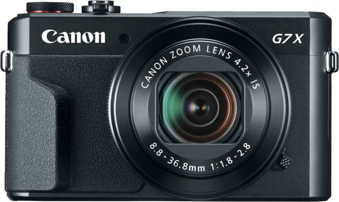 Nikon Coolpix A1000 vs Canon PowerShot G7 X Mark II