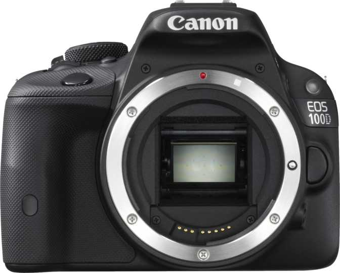 Canon PowerShot A4000 IS vs Canon EOS 100D
