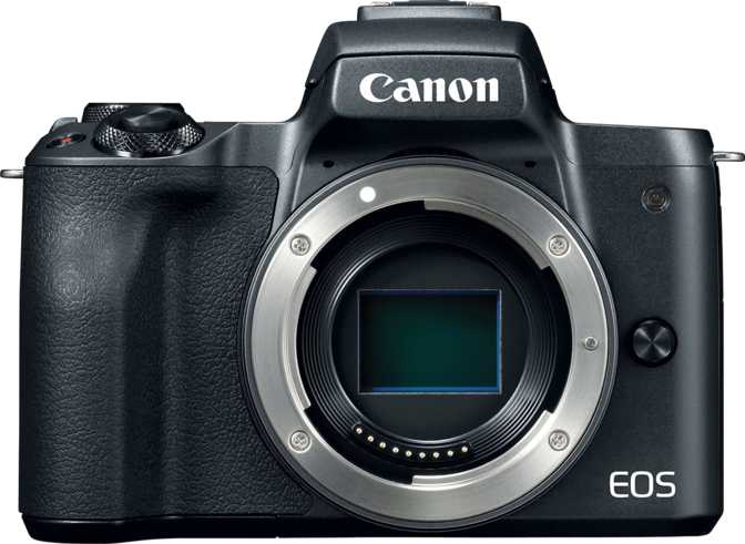 Canon EOS M50 vs Sony Alpha a9 + Sony FE 24-70mm F2.8 GM