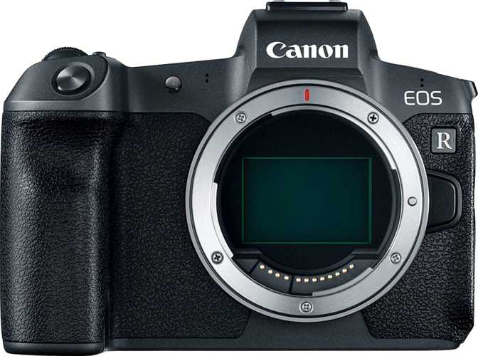 Canon EOS 6D Mark II + Canon EF 24-105mm F/3.5-5.6 IS STM vs Canon EOS R