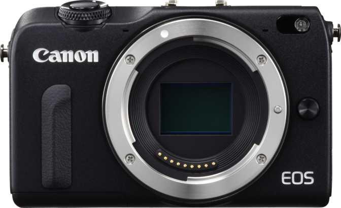 Canon EOS 20D vs Canon EOS M2