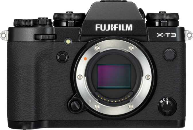 Fujifilm X-T3 vs Blackmagic Pocket Cinema Camera 6K